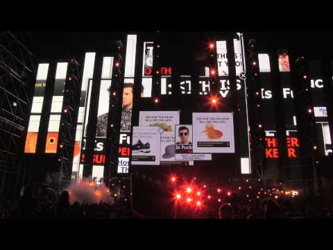 DILLON FRANCIS - CAN'T BELIEVE IT'S NOT BUTTER @ HARD SUMMER DAY 1 - 8.1.2015