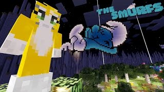 Minecraft Xbox - The Smurfs - Smurfville  {1}