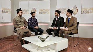 Interview with Imam Kashif Virk & Rizwan Elahi - 26th Jalsa Salana Sweden 2017