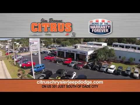 Jim Browne Citrus Chrysler Jeep Dodge Ram - Presidents Day Event