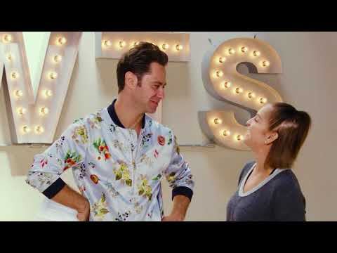 Meet Mary Lou Retton and Sasha Farber  Dancing with the Stars