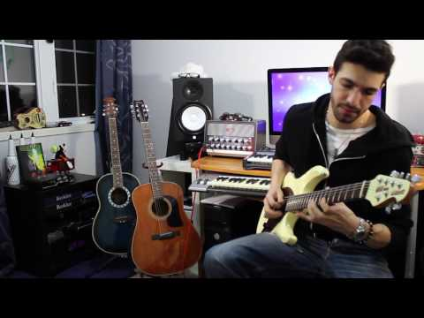 Bruno mars 'Thats What I Like' Guitar Solo!