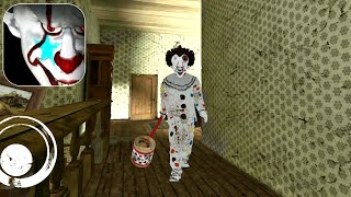 Clown Pennywise Games Scary Escape 2020 | GamePlay Walkthrough PART 1 (iOS, Android) screenshot 4