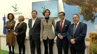 ENTREGA DE PREMIOS / DISCURSO DEL PRESIDENTE / HIMNO DE EXTREMADURA - #ExtremaduraEnFitur