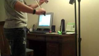 Sengoku Basara 3 music violin cover