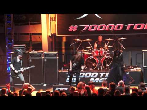 70000 Tons of Metal - Xandria - We are Murderers