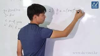 8 класс, 19 урок, Преобразование графиков функций. Графики y=f(x), y=f(x)a, y=f(xb), y=f(xb)a