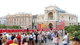 Закрытие девятого Одесского международного кинофестиваля