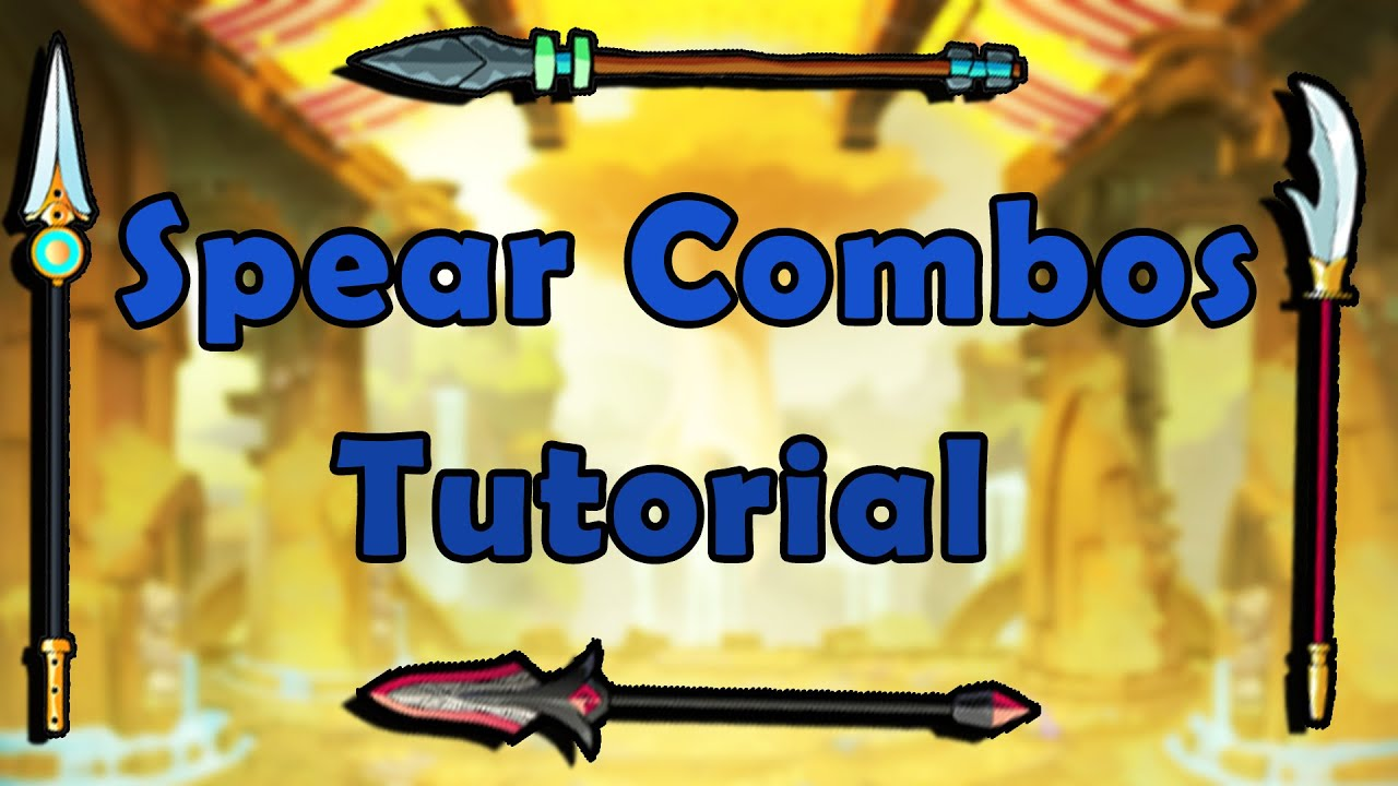Brawlhalla Spear combos guide - Basic combos - Tutorial