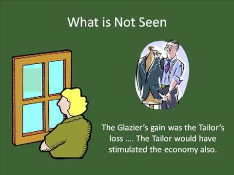 Economics In One Lesson - The Basic Lesson