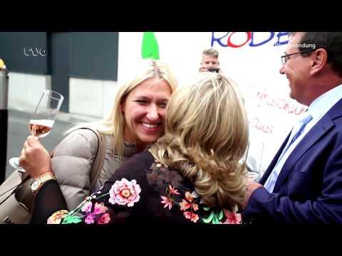 Reportage über Krumpholz Werkzeuge im Wirtschaftsforum bei TV Oberfranken