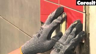 видео плиточный клей церезит