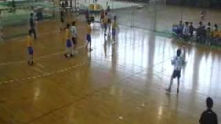 5月4日(祝)ハンドボール九州学生リーグ春季大会・男子決勝戦