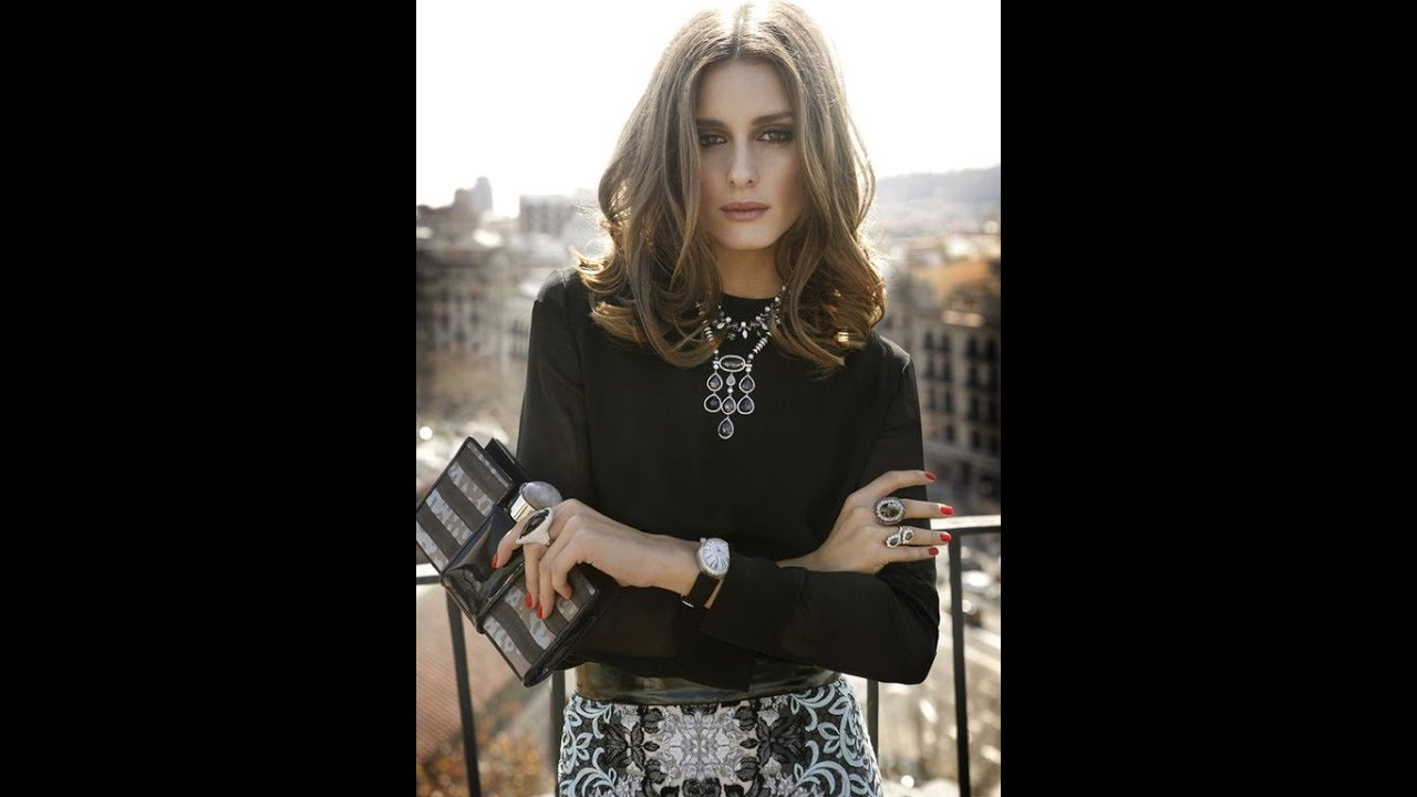 bcccd106090 The Most Chic and Charming Olivia Palermo s Street Style. - YouTube