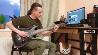 Marduk - Narva | Guitar Cover