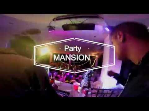 Party Mansion BassTrack Radio Costa Rica
