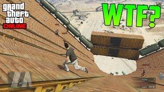 wtf que es esto xd gameplay gta 5 online funny moments partida a muerte gta v ps4