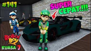 GTA 5 MOD BOBOIBOY KUASA CRYSTAL BELI MOBIL SUPER CEPAT.!!!