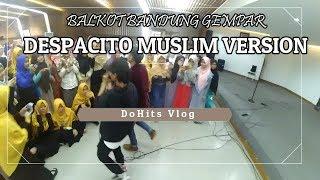 DESPACITO Muslim Version (Gempar di BALKOT Bandung) Dohits Vlog
