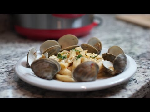 Pasta Amp Clams In The Power Pressure Cooker Xl Youtube