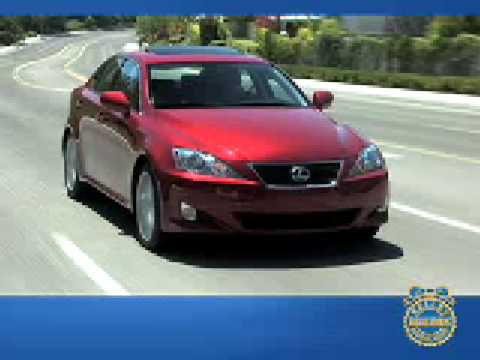 2006 lexus is 350 review kelley blue book youtube. Black Bedroom Furniture Sets. Home Design Ideas