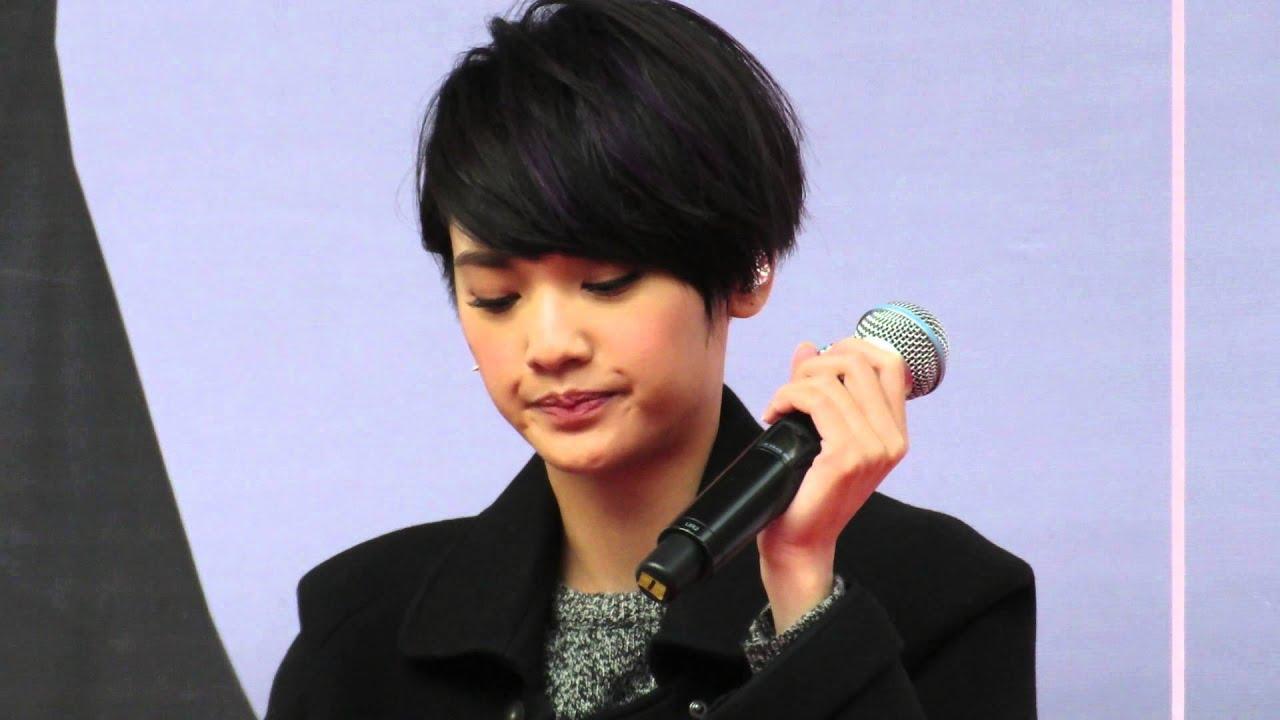 20150111臺北西門町慶功改版演唱會《楊丞琳-下個轉彎是你嗎》 - YouTube