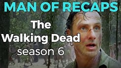 RECAP!!! - Walking Dead: Season 6
