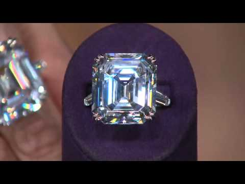 The Elizabeth Taylor Simulated Diamond Ring on QVC