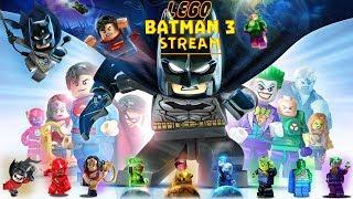 Нагибаем злодеев из лего [LEGO Batman 3 Beyond Gotham]