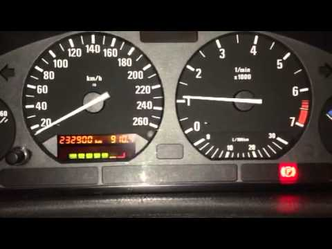 BMW e36 318is (m42) idle problems