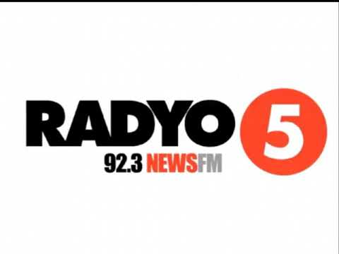 Radyo5 92.3 News FM Holy Week Advisory (Sign. Off) 2018