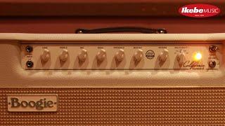 【IKEBE channel】試奏:Mesa Boogie California Tweed 1x12 Combo