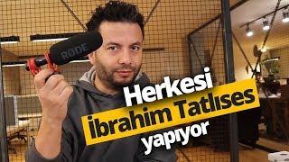 Rode VideoMic NTG inceleme - Kullanan İbrahim Tatlıses oluyor! (Hediyeli video)