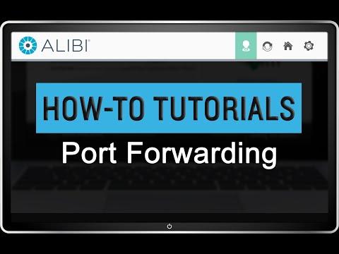 How-to Setup Port Forwarding