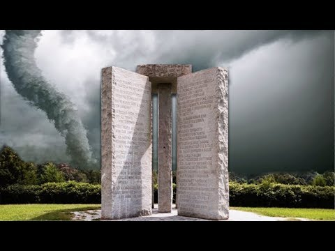 Destroying the Georgia Guidestones | reallygraceful