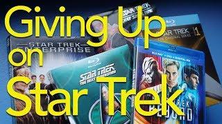 Giving Up on Star Trek | TDNC Podcast #84