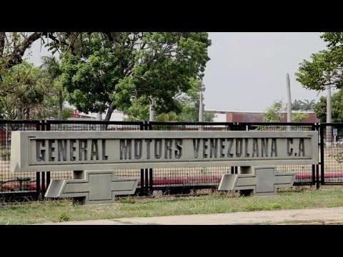 GM deja de operar en Venezuela por embargo de una planta