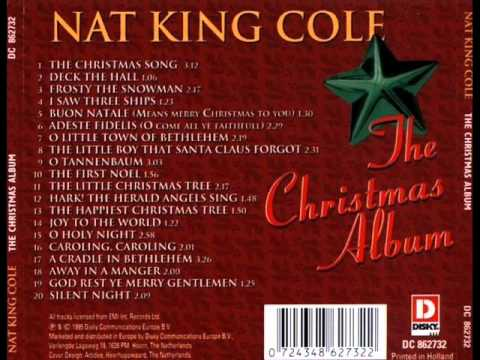 Nat King Cole Christmas.Nat King Cole O Tannenbaum