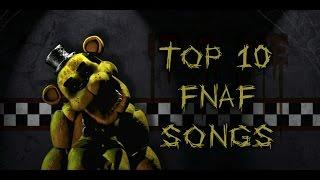 (54.8 MB) TOP 10 FNAF SONGS Mp3