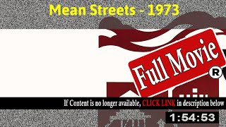 Mean Streets (1973) - Full HD Movie Online