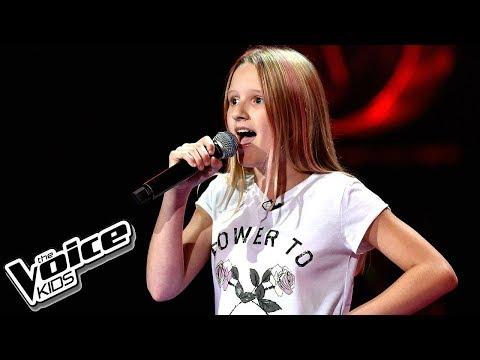 """Milena Szypuła – """"Stand By Me"""" – Przesłuchania w ciemno – The Voice Kids Poland"""