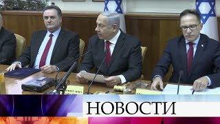 Палестина и Израиль договорились о перемирии в секторе Газа.