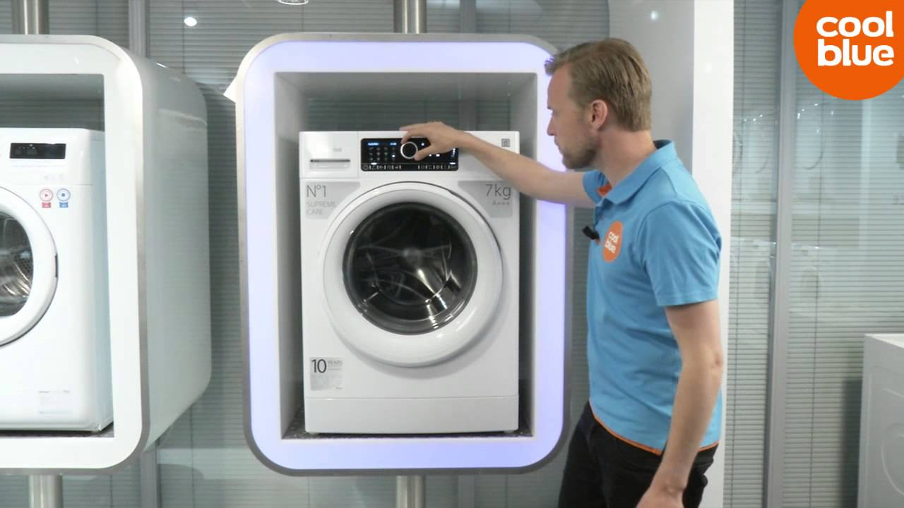 Whirlpool Fscr70410 Review Whirlpool Fscr 70410 Wasmachine Productvideo (nl/be) - Youtube
