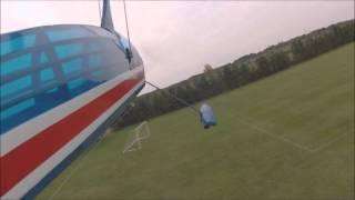 RC Autogyro on board footage, Cruiser XL flight