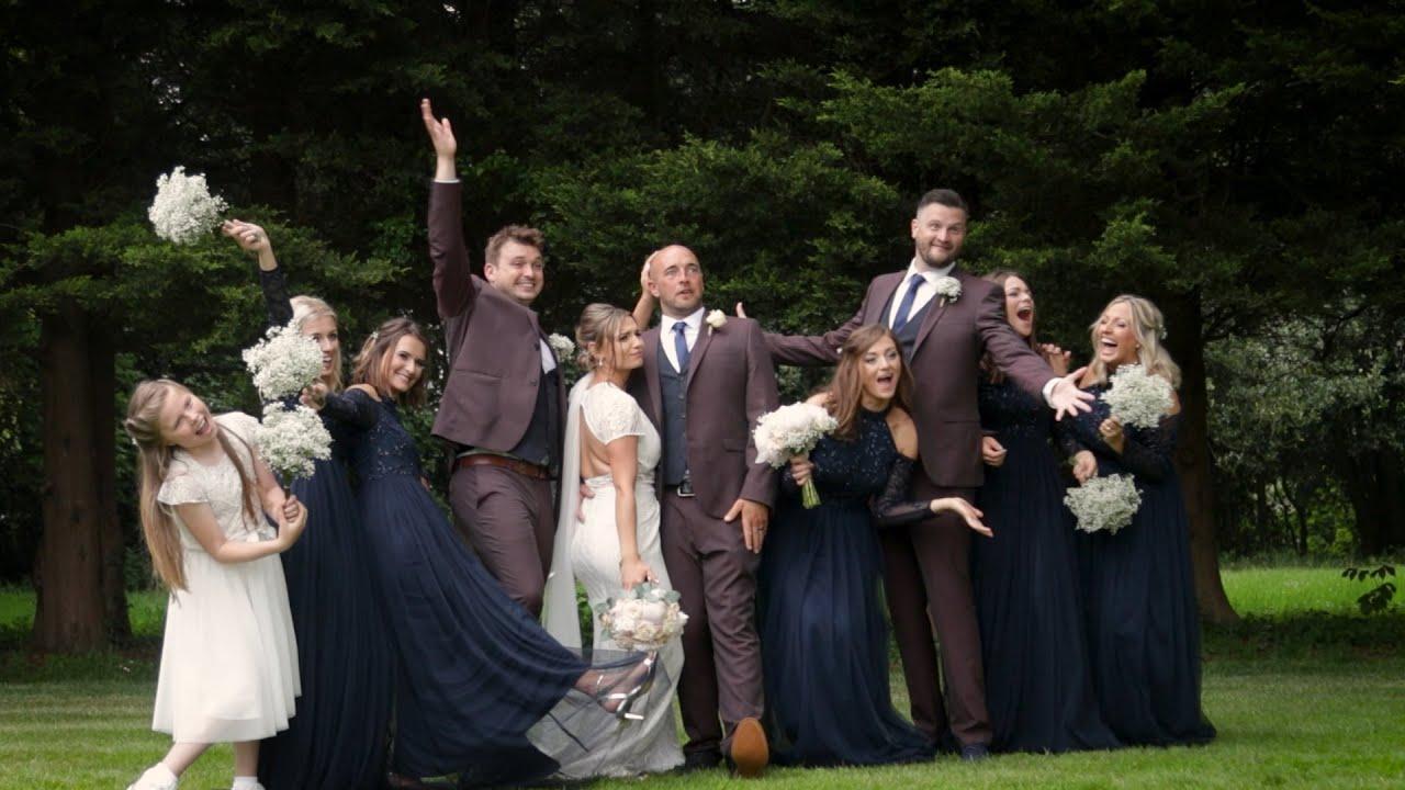 A Wedding at Woodhall Manor | Elle & Tony