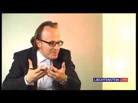 Liechtenstein LIVE mit Prof. Dr. Francesco Schurr - Universität Liechtenstein