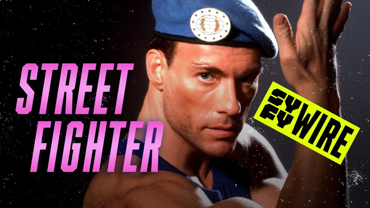 Everything You Didn T Know About Street Fighter The Movie