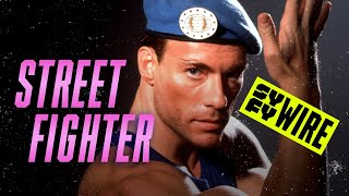 The Street Fighter Movie - Everything You Didn't Know | SYFY WIRE