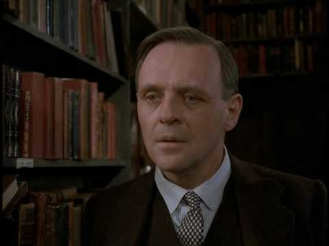 84 Charing Cross Road (1987) - Anthony Hopkins recites  Yeats (with lyrics)