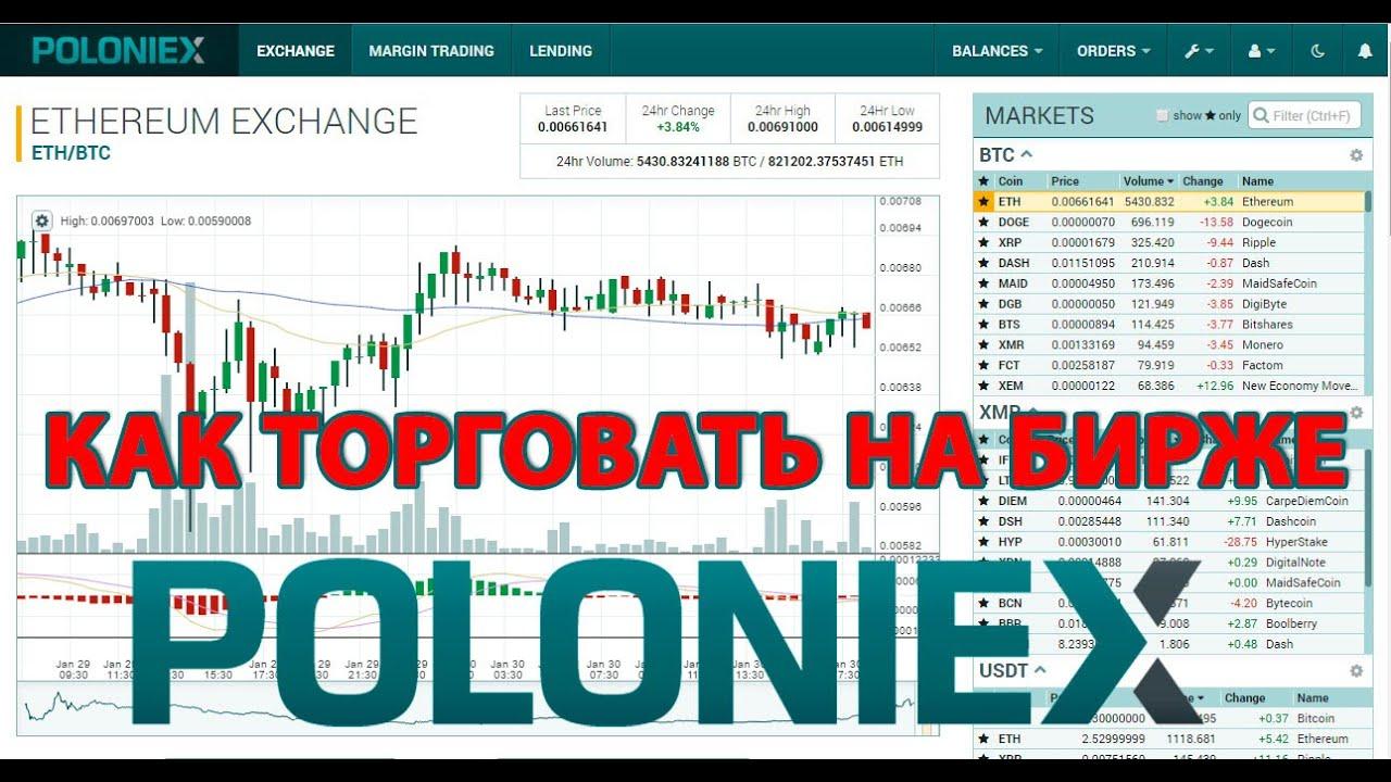Как научится торговать на бирже криптовалют финансовых рынках бинарных опционов